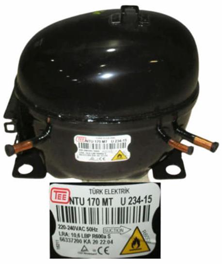 Karavan Buzdolabı Motoru