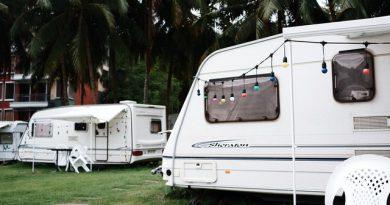 Karavan Kamp Projesi