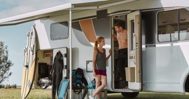 Karavan Tente Modelleri